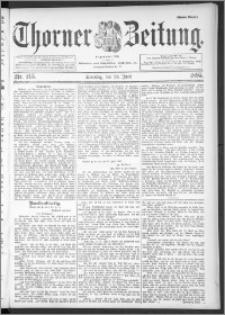 Thorner Zeitung 1895, Nr. 145 Erstes Blatt