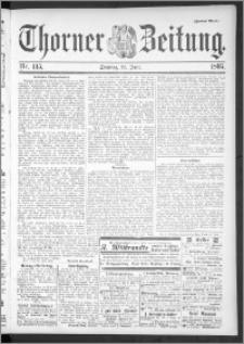 Thorner Zeitung 1895, Nr. 145 Zweites Blatt