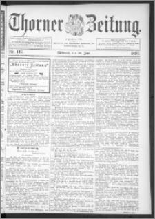 Thorner Zeitung 1895, Nr. 147