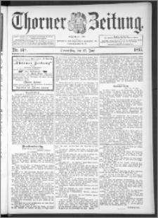 Thorner Zeitung 1895, Nr. 148