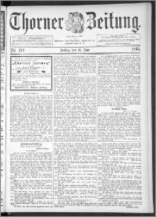 Thorner Zeitung 1895, Nr. 149