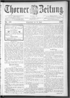 Thorner Zeitung 1895, Nr. 150
