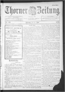 Thorner Zeitung 1895, Nr. 151 Erstes Blatt