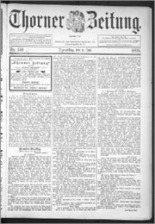 Thorner Zeitung 1895, Nr. 154