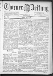 Thorner Zeitung 1895, Nr. 155