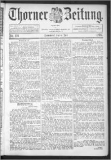 Thorner Zeitung 1895, Nr. 156