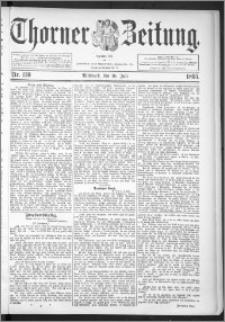 Thorner Zeitung 1895, Nr. 159