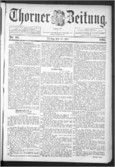 Thorner Zeitung 1895, Nr. 161