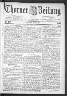 Thorner Zeitung 1895, Nr. 162