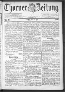 Thorner Zeitung 1895, Nr. 164