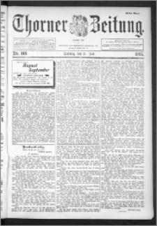 Thorner Zeitung 1895, Nr. 169 Erstes Blatt