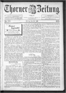 Thorner Zeitung 1895, Nr. 173