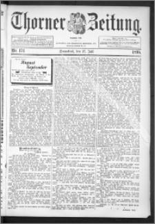 Thorner Zeitung 1895, Nr. 174