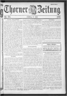 Thorner Zeitung 1895, Nr. 175 Zweites Blatt