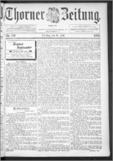 Thorner Zeitung 1895, Nr. 176