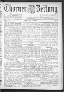 Thorner Zeitung 1895, Nr. 179
