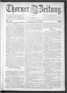 Thorner Zeitung 1895, Nr. 180