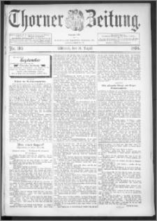 Thorner Zeitung 1895, Nr. 195
