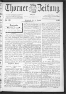 Thorner Zeitung 1895, Nr. 198