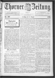 Thorner Zeitung 1895, Nr. 200