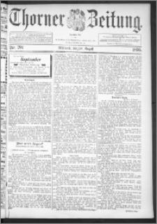 Thorner Zeitung 1895, Nr. 201