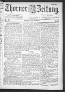 Thorner Zeitung 1895, Nr. 211 Erstes Blatt