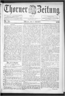Thorner Zeitung 1895, Nr. 213