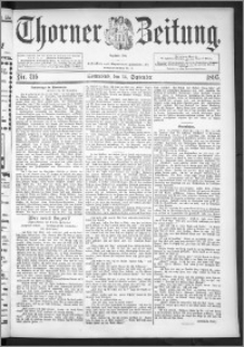 Thorner Zeitung 1895, Nr. 216