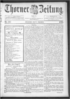 Thorner Zeitung 1895, Nr. 222