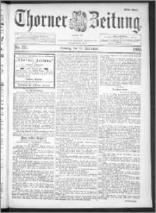 Thorner Zeitung 1895, Nr. 223 Erstes Blatt