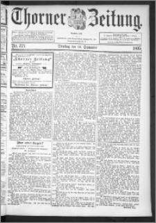 Thorner Zeitung 1895, Nr. 224