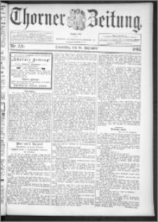 Thorner Zeitung 1895, Nr. 226