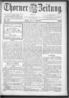 Thorner Zeitung 1895, Nr. 227