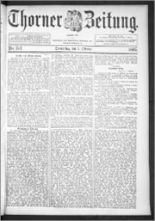 Thorner Zeitung 1895, Nr. 232