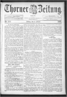 Thorner Zeitung 1895, Nr. 233