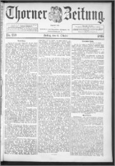 Thorner Zeitung 1895, Nr. 239