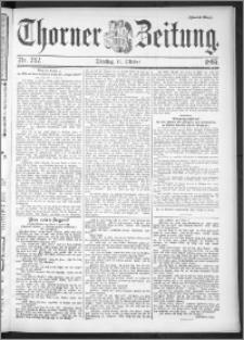 Thorner Zeitung 1895, Nr. 242 Zweites Blatt