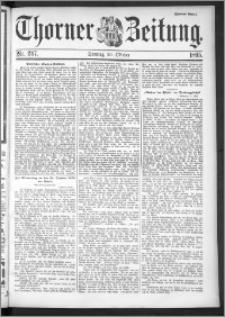 Thorner Zeitung 1895, Nr. 247 Zweites Blatt