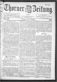 Thorner Zeitung 1895, Nr. 259 Erstes Blatt