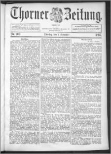 Thorner Zeitung 1895, Nr. 260