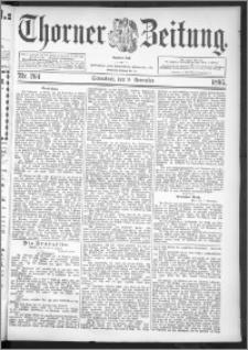 Thorner Zeitung 1895, Nr. 264