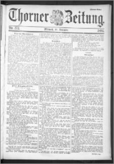 Thorner Zeitung 1895, Nr. 273 Zweites Blatt