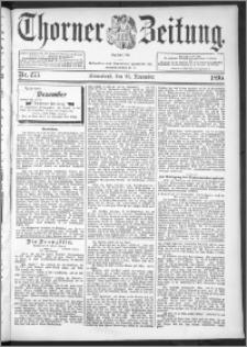 Thorner Zeitung 1895, Nr. 275