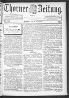 Thorner Zeitung 1895, Nr. 281