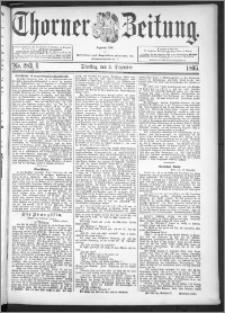 Thorner Zeitung 1895, Nr. 283