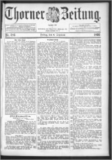 Thorner Zeitung 1895, Nr. 286