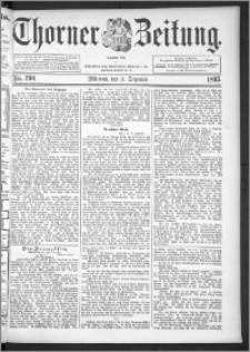Thorner Zeitung 1895, Nr. 290