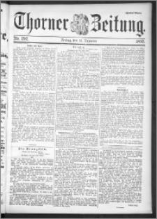 Thorner Zeitung 1895, Nr. 292 Zweites Blatt