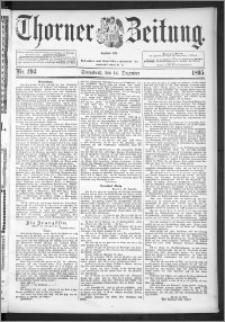 Thorner Zeitung 1895, Nr. 293