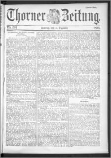 Thorner Zeitung 1895, Nr. 294 Zweites Blatt